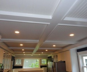 Recessed can lighting